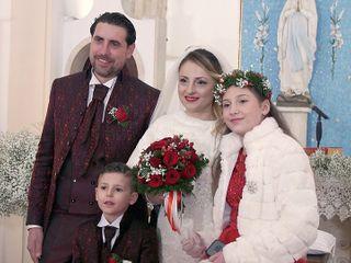 Le nozze di Carolina e Mauro