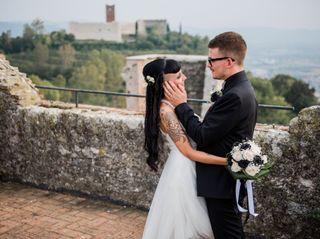 Le nozze di Erika e Alberto