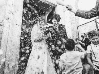 Le nozze di Cristina e Cesare