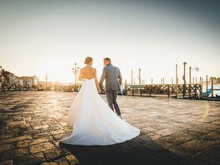 Le nozze di Svenja e Karl