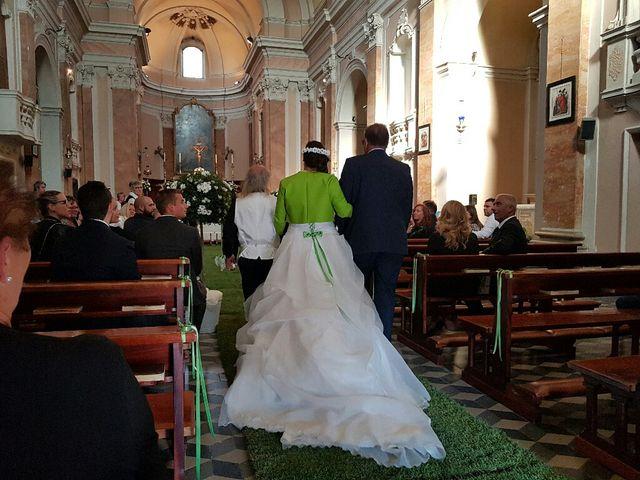 Il matrimonio di Thomas e Mara a Gazoldo degli Ippoliti, Mantova 3