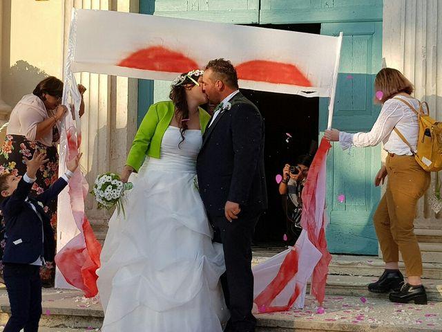Il matrimonio di Thomas e Mara a Gazoldo degli Ippoliti, Mantova 10