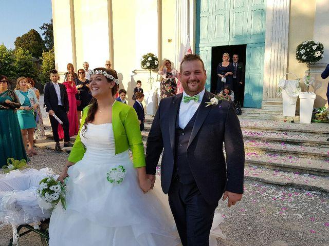 Il matrimonio di Thomas e Mara a Gazoldo degli Ippoliti, Mantova 11