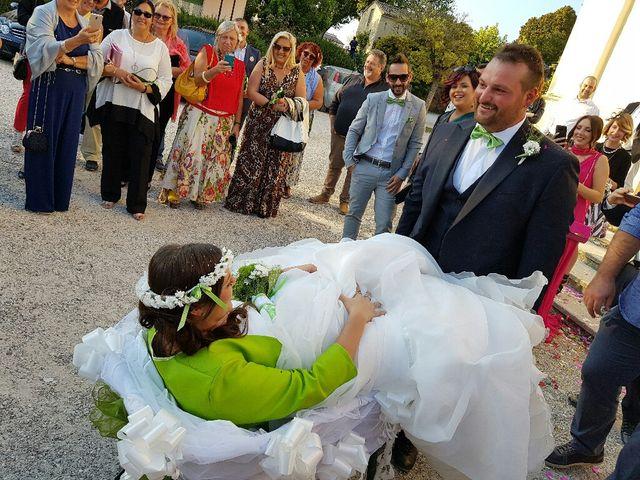 Il matrimonio di Thomas e Mara a Gazoldo degli Ippoliti, Mantova 13