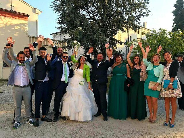 Il matrimonio di Thomas e Mara a Gazoldo degli Ippoliti, Mantova 14