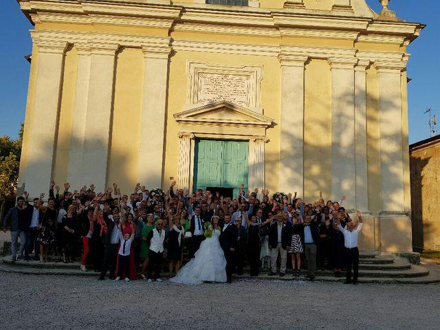 Il matrimonio di Thomas e Mara a Gazoldo degli Ippoliti, Mantova 23