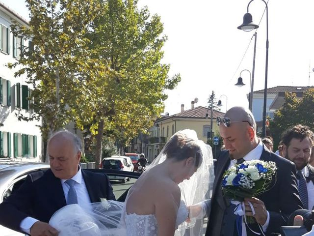 Il matrimonio di Simone  e Loretta  a Riccione, Rimini 44