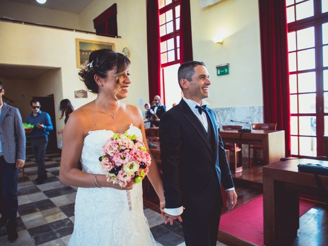 Il matrimonio di Gabriele e Ilaria a Carbonia, Cagliari 46