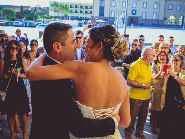 Il matrimonio di Gabriele e Ilaria a Carbonia, Cagliari 61