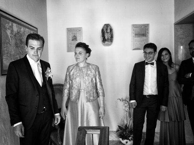 Il matrimonio di Davide e Debora a Lomello, Pavia 13