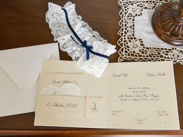 Il matrimonio di Davide e Debora a Lomello, Pavia 20