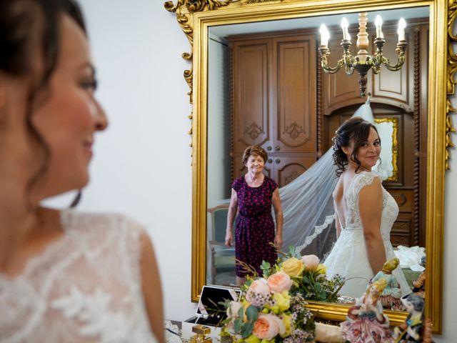 Il matrimonio di Davide e Debora a Lomello, Pavia 24