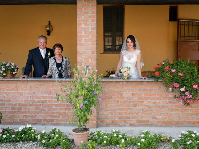 Il matrimonio di Davide e Debora a Lomello, Pavia 27