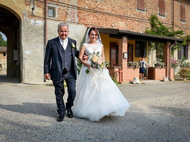 Il matrimonio di Davide e Debora a Lomello, Pavia 29