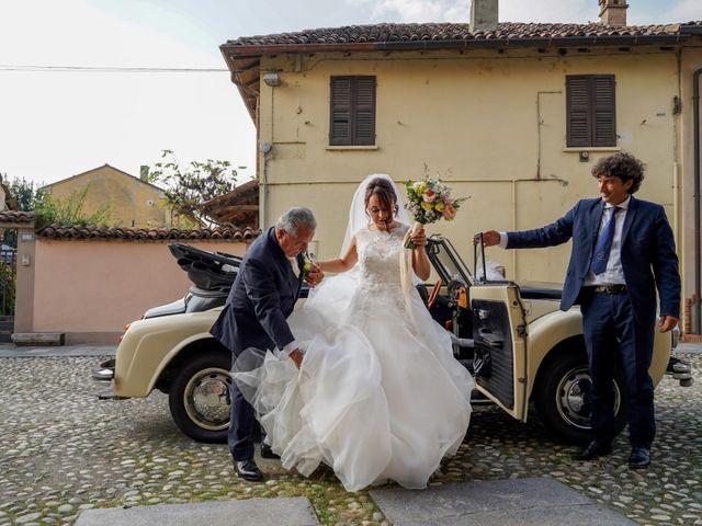 Il matrimonio di Davide e Debora a Lomello, Pavia 33
