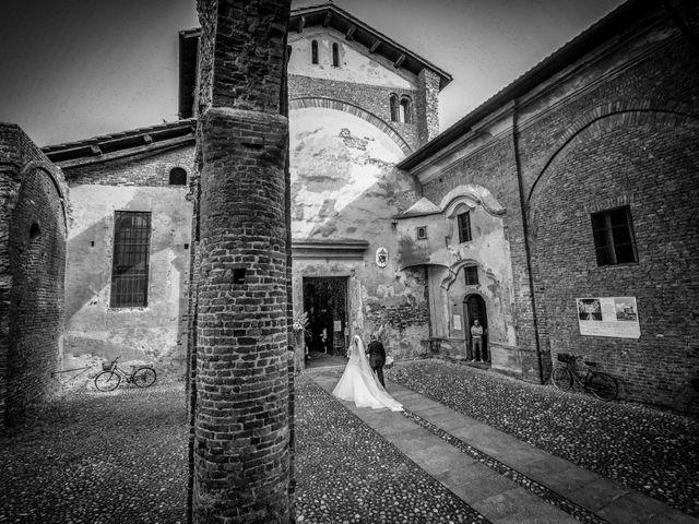Il matrimonio di Davide e Debora a Lomello, Pavia 35