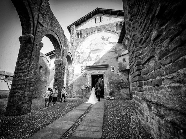 Il matrimonio di Davide e Debora a Lomello, Pavia 36