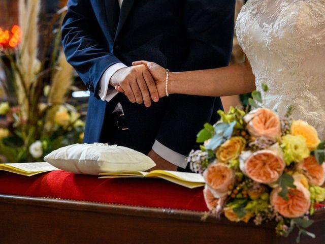 Il matrimonio di Davide e Debora a Lomello, Pavia 42
