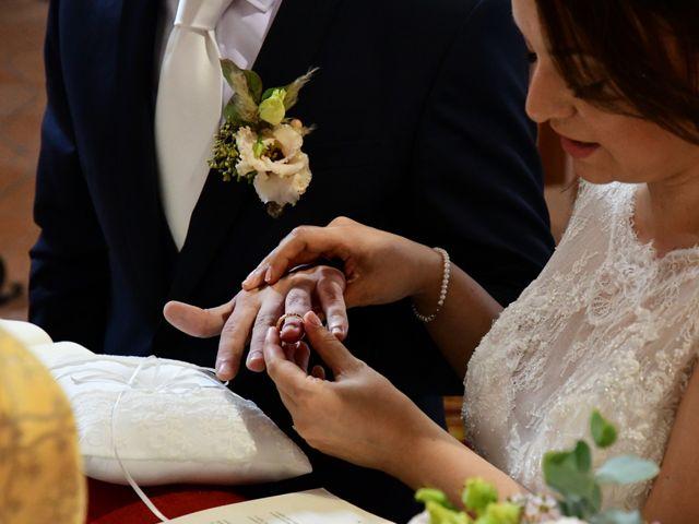 Il matrimonio di Davide e Debora a Lomello, Pavia 45