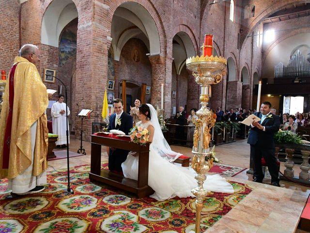 Il matrimonio di Davide e Debora a Lomello, Pavia 46