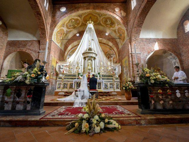 Il matrimonio di Davide e Debora a Lomello, Pavia 39