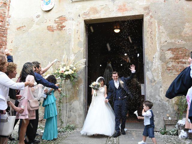 Il matrimonio di Davide e Debora a Lomello, Pavia 51