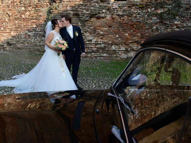 Il matrimonio di Davide e Debora a Lomello, Pavia 52