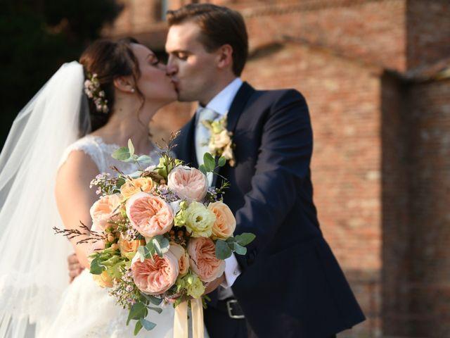 Il matrimonio di Davide e Debora a Lomello, Pavia 53