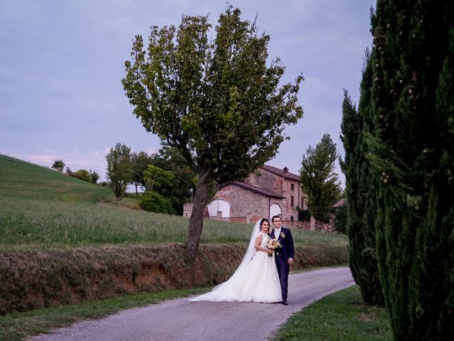 Le nozze di Debora e Davide