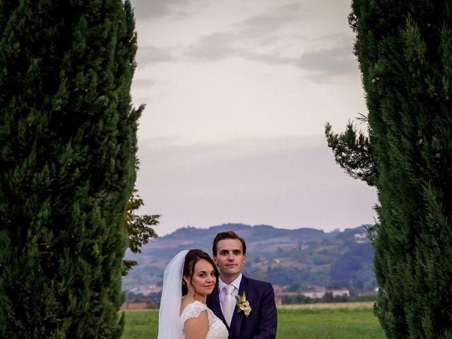 Il matrimonio di Davide e Debora a Lomello, Pavia 62