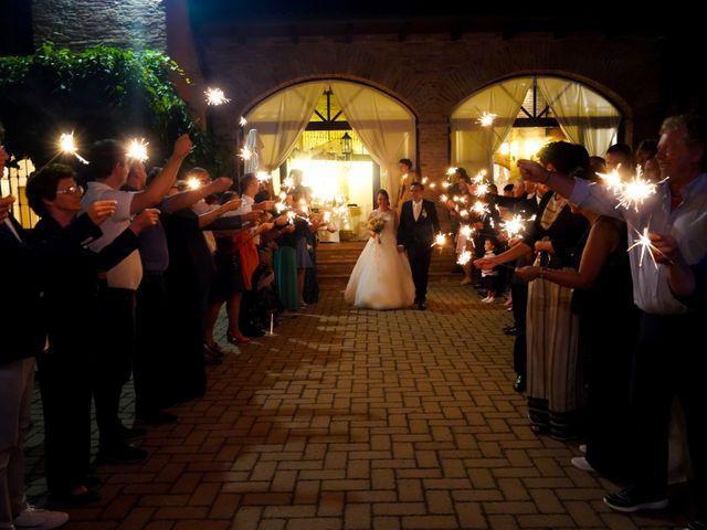 Il matrimonio di Davide e Debora a Lomello, Pavia 63