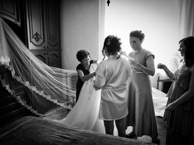 Il matrimonio di Davide e Debora a Lomello, Pavia 23