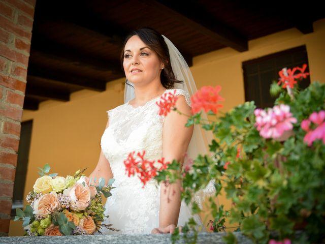 Il matrimonio di Davide e Debora a Lomello, Pavia 28