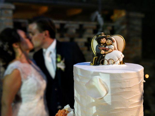 Il matrimonio di Davide e Debora a Lomello, Pavia 65