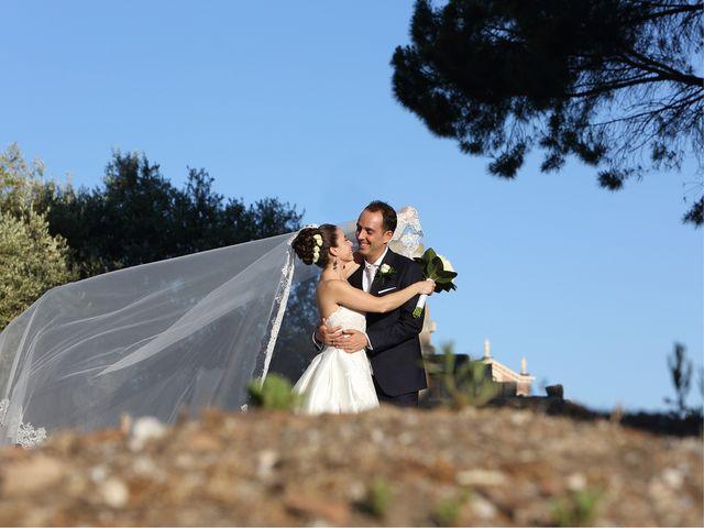 le nozze di Tiziana e Massimo