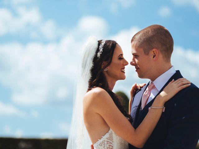 Le nozze di Samanta e James