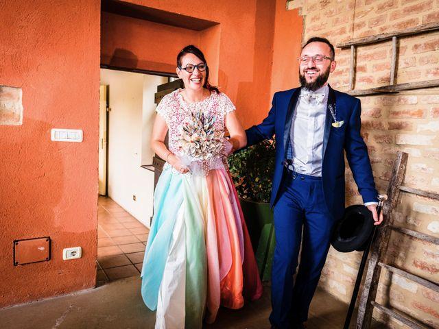 Il matrimonio di Saverio e Lorena a Montiglio Monferrato, Asti 7