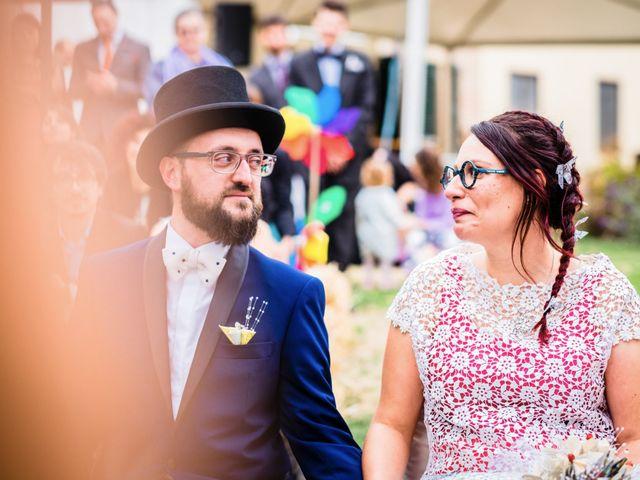 Il matrimonio di Saverio e Lorena a Montiglio Monferrato, Asti 10