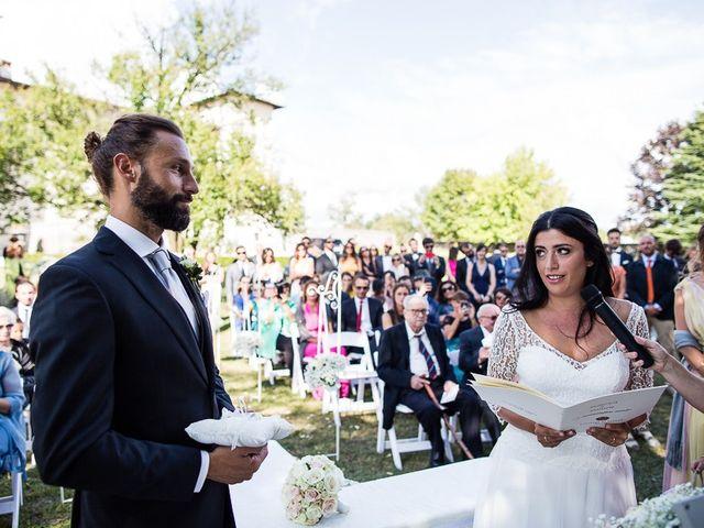 Il matrimonio di Daniele e Federica a Udine, Udine 27