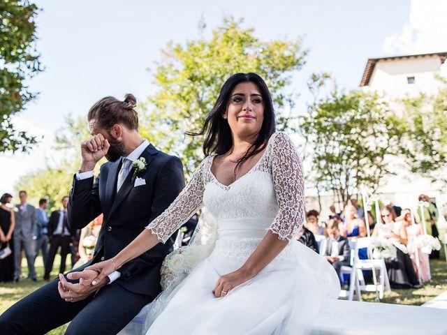 Il matrimonio di Daniele e Federica a Udine, Udine 32