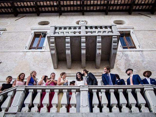 Il matrimonio di Daniele e Federica a Udine, Udine 38