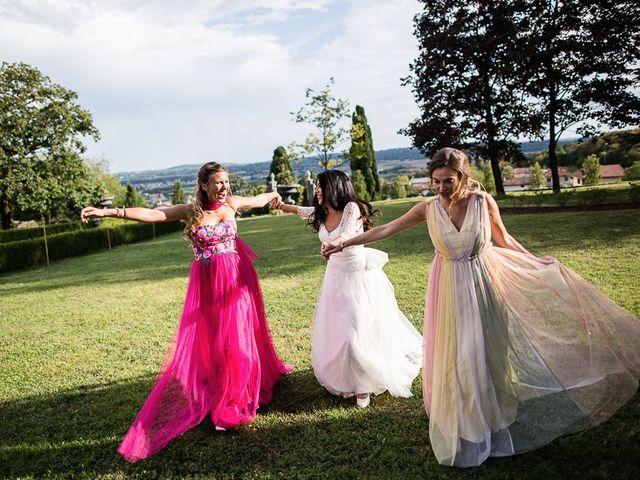 Il matrimonio di Daniele e Federica a Udine, Udine 44
