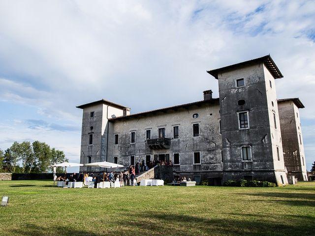 Il matrimonio di Daniele e Federica a Udine, Udine 52