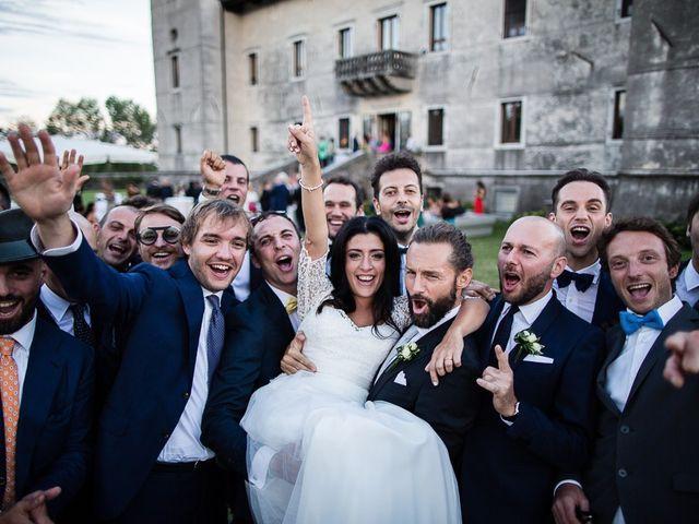 Il matrimonio di Daniele e Federica a Udine, Udine 68