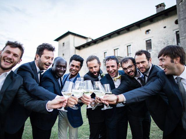Il matrimonio di Daniele e Federica a Udine, Udine 70