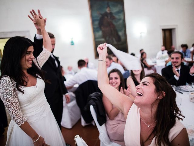 Il matrimonio di Daniele e Federica a Udine, Udine 73