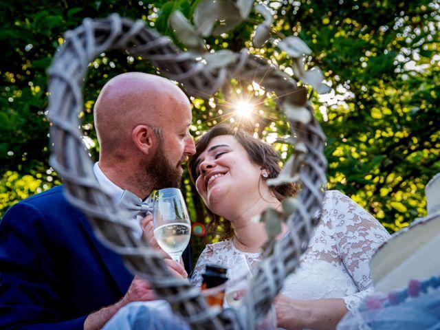 Le nozze di Stella e Diego