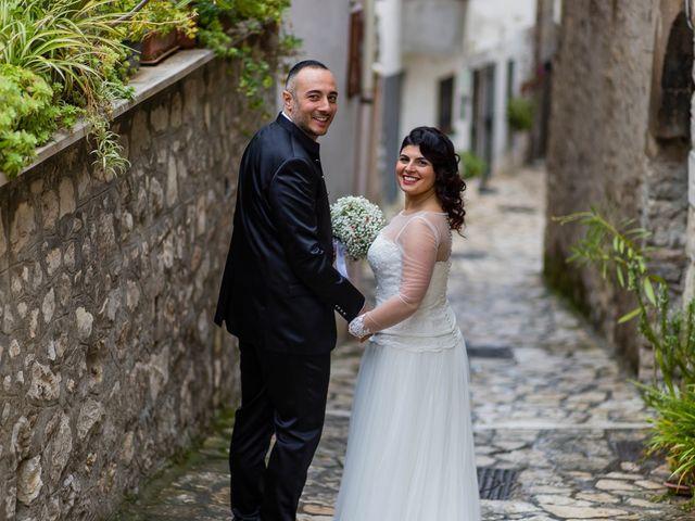 Le nozze di Assunta e Francesco