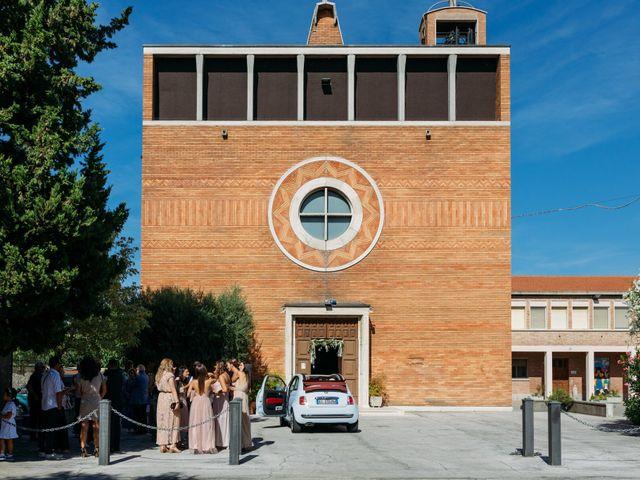 Il matrimonio di Jacopo e Dorinela a Cesena, Forlì-Cesena 7