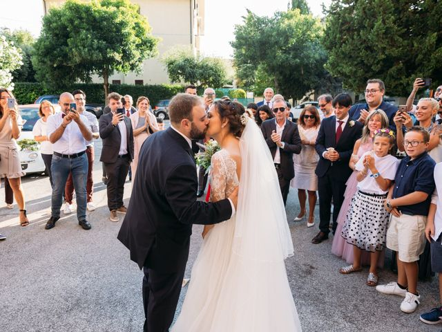 Il matrimonio di Jacopo e Dorinela a Cesena, Forlì-Cesena 47